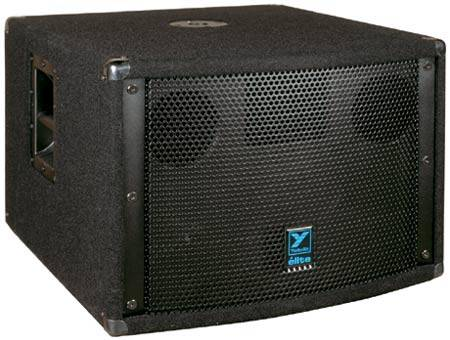 Elite Series Powered Subwoofer - 2 x 10 inch  Woofers - 720 Watts