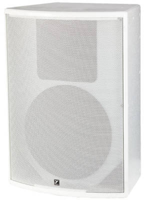 Coliseum Series Installation Loudspeaker - 15 inch Woofer - 500 Watts - White