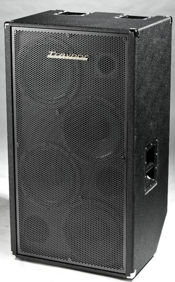 Traynor 900 Watt 4x12 Neodymium Woofer Bass Cabinet - Long ...