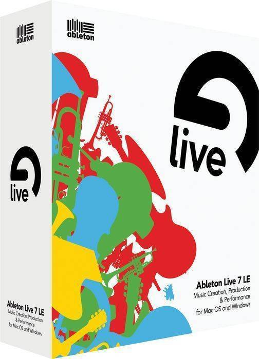 Ableton Live 7 LE - Long & McQuade Musical Instruments