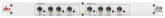 DBX - 223S - Stereo 2-Way/Mono 3-Way Crossover (TRS)