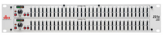 231S - Dual Chanel 31-Band Equalizer