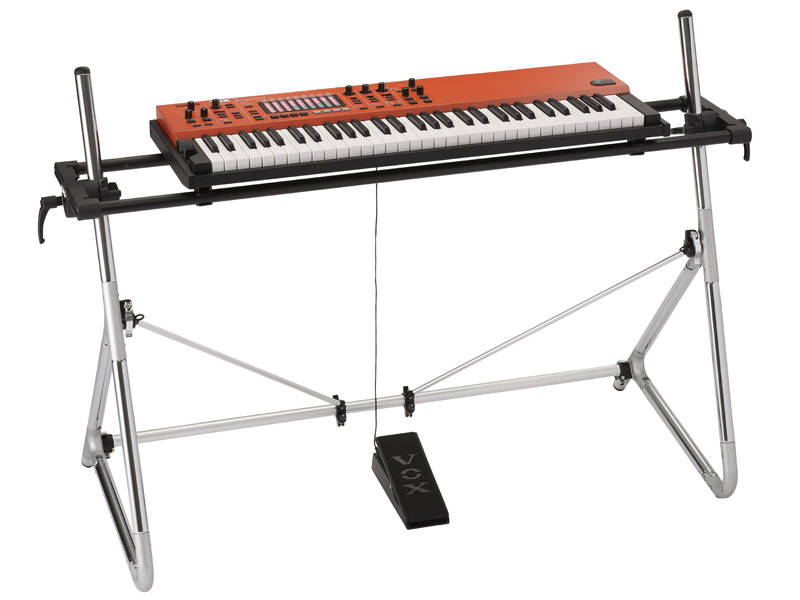 Vox - Continental 61-Key Performance Keyboard with Stand & Pedal