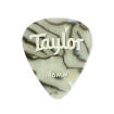 Taylor Guitars - Celluloid 351 Picks, Abalone, 0.46mm, 12-Pack