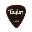 Taylor Guitars - Celluloid 351 Picks, Tortoise Shell, 0.46mm,  12-Pack