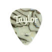 Taylor Guitars - Celluloid 351 Picks, Abalone, 0.96mm, 12-Pack