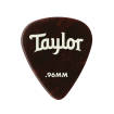 Taylor Guitars - Celluloid 351 Picks, Tortoise Shell, 0.96mm, 12-Pack
