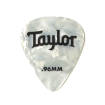 Taylor Guitars - Celluloid 351 Picks, White Pearl, 0.96mm, 12-Pack