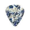Taylor Guitars - Premium 351 Thermex Ultra Picks, Blue Swirl, 1.00mm, 6-Pack
