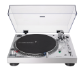 Audio-Technica - ATLP120XUSB Direct Drive Quartz Turntable (Analogue & USB) - Silver