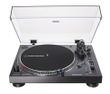 Audio-Technica - ATLP120XUSB Direct Drive Quartz Turntable (Analogue & USB) - Black