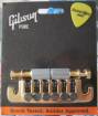 Gibson - Fine-Tuning Stopbar Tailpiece - Gold