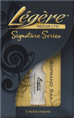Signature Series Soprano Sax Reed - 2.5