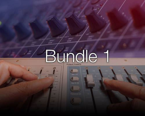 Secrets of the Pros - Bundle 1 (Recording & Mixing + Pro Recording & Mixing)