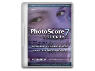 PhotoScore Ultimate 7