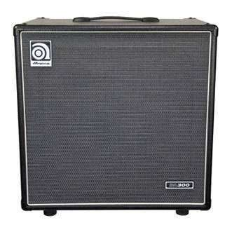 ampeg ba300 210 2x10 bass combo long mcquade musical instruments. Black Bedroom Furniture Sets. Home Design Ideas