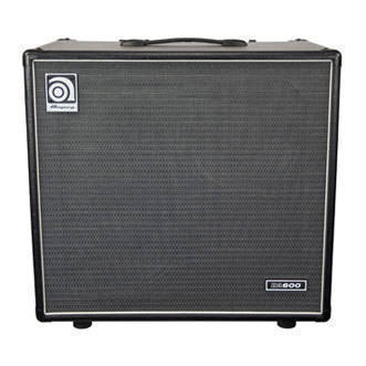 ampeg ba600 210 2x10 bass cab long mcquade musical instruments. Black Bedroom Furniture Sets. Home Design Ideas