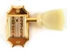 Gibson - Kluson-Style Tuner Set - Gold Plate