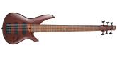 Ibanez - SR506E 6-String Bass - Brown Mahogany