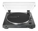 Audio-Technica - ATLP60X Fully Automatic Belt-Drive Turntable - Black