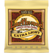 Ernie Ball - Earthwood Acoustic 80/20 Bronze - 10-50