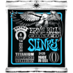 Ernie Ball - Coated Electric Titanium Extra Slinky - 8-38