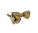 Grover - Rotomatic Machine Heads - Gold Keystone