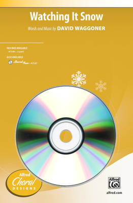 Watching It Snow - Waggoner - SoundTrax CD