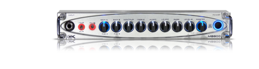 800-Watt Ultra-Light Bass Head