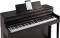 HP704 Digital Piano with Stand & Bench - Dark Rosewood