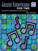 Alfred Publishing - Jazzin Americana for Two, Book 2 - Rossi - Piano Duet (1 Piano, 4 Hands) - Book