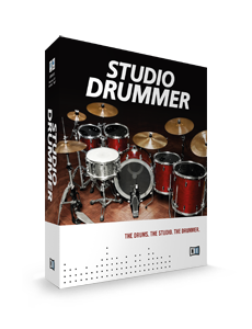 Native Instruments Studio Drummer - Long & McQuade Musical