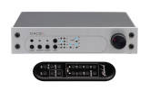 Benchmark Media - DAC3L Reference Stereo Preamp with Remote - Silver