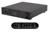 Benchmark Media - DAC3L Reference Stereo Preamp with Remote - Black