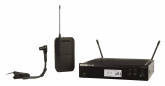 Shure - BLX14/B98 Wireless Rack-Mount Instrument System with Cardioid Clip-on Mic (H11: 572-596 MHz)
