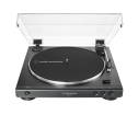 Audio-Technica - AT-LP60XUSB Fully Automatic Belt-Drive Turntable (USB & Analog) - Black