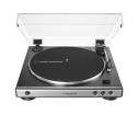 Audio-Technica - AT-LP60XUSB Fully Automatic Belt-Drive Turntable (USB & Analog) - Gun-Metal