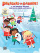 Alfred Publishing - Presents on Parade! (Musical) - Albrecht /Althouse /Beck /Fisher - Teachers Handbook/PDFs, Audio Online