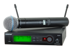 Shure - SLX24/BETA58A SLX Series Wireless Microphone System