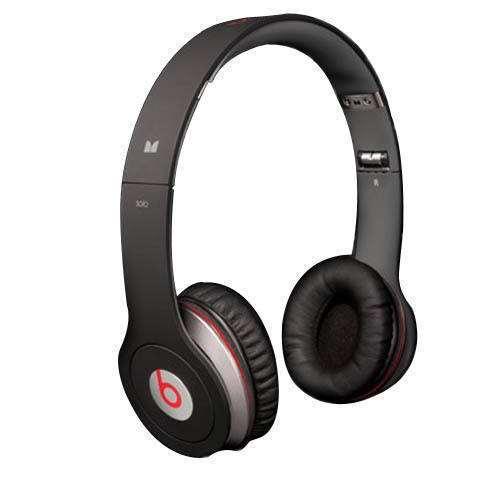 Monster Beats By Dre - Solo HD Headphones - Black - Long ...
