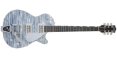 Gretsch Guitars - G6129T Players Edition Jet FT with Bigsby, Limited, Rosewood Fingerboard - Light Blue Pearl