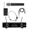 CAD Audio - GXLD2HB Digital Dual-Channel Wireless Microphone System w/Handheld & Bodypack (AH: 902.9 to 915.5 MHz)