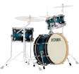 Tama - Superstar Classic Neo-Mod 3-Pc Shell Pack (20,12,14) - Mod Blue Duco