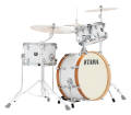 Tama - Superstar Classic Neo-Mod 3-Pc Shell Pack (20,12,14) - White Smoke