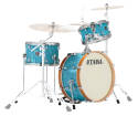 Tama - Superstar Classic Neo-Mod 3-Pc Shell Pack (20,12,14) - Turquoise Satin Haze