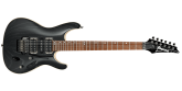 Ibanez - S Series Electric Guitar - Silver Wave Black