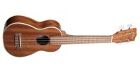 Kala - Long-Neck Mahogany Soprano Ukulele - Gloss Finish