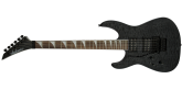 Jackson Guitars - X Series Soloist SLXQ LH, Laurel Fingerboard - Transparent Black