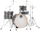 Mapex - Mars 4pc Bop Shell Pack (18,10,14,SD) - Smokewood