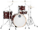 Mapex - Mars 4pc Bop Shell Pack (18,10,14,SD) - Bloodwood